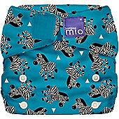 Bambino Mio MioSolo All-in-One Nappy (Zebra Crossing)