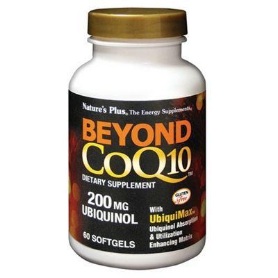 Beyond CoQ10 200mg Ubiquinol, 60
