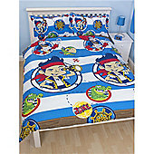 Jake and the Neverland Pirates Double Duvet - Doubloons