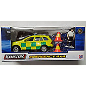 Teamsterz Emergency 4x4 Paramedic Car