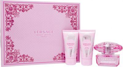 Bright Crystal Absolu Gift Set 50ml EDP + 50ml Body Lotion + 50ml Shower Gel For Women