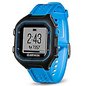 Garmin Forerunner 25 GPS Watch Large Blue