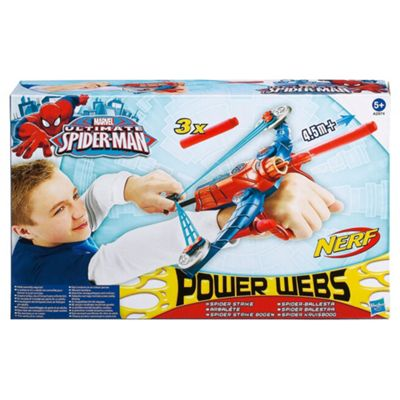 Marvel Spider-Man Strike Crossbow