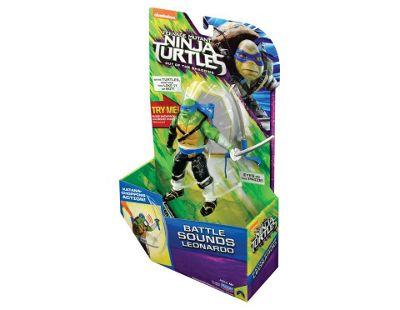 TMNT - Leonardo Battle Sounds - Out of the shadows