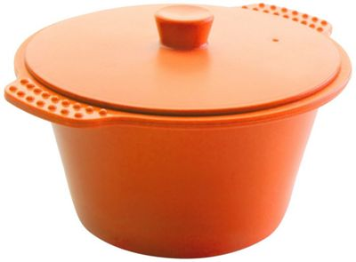 Ibili Silicone Pudding Mould with Lid 1.2 Litre