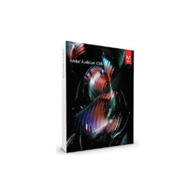 ADOBE - BOXED PRODUCTS - UPG AUDITION CS6 F/AUDT/SBTH - U5 MAC EN