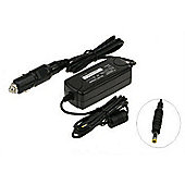 2-Power CAC0631A Auto Black power adapter/inverter
