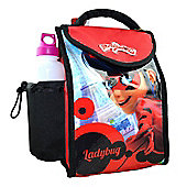 Character Miraculous 'Ladybug' Lunch Bag with Bottle