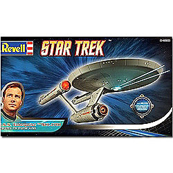 Revell Uss Enterprise Ncc-1701 1:600 Aircraft Model Kit - 04880
