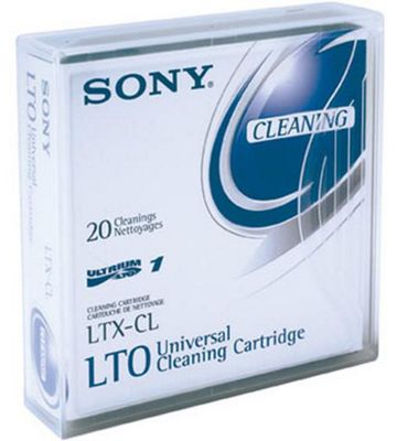 Sony LTXCLN Cleaning Cartridge for LTO