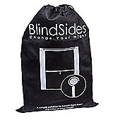 Blindsides - Roller Blind Blackout Blinds 22 x 150 cm