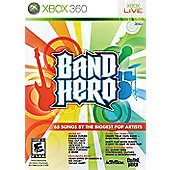 Band Hero - Game Only - Xbox-360