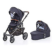 ABC Design Salsa 4 Pushchair & Carrycot (Street)