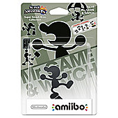 amiibo Character Mr Gamewatch