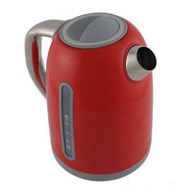 Meyer Prestige 51878 1.5 litre Deco Cordless Jug Kettle-Pillar Box Red