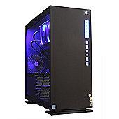 Cube Spartacus VR Ready Watercooled Gaming PC Ryzen 7 1700 Eight Core Radeon RX 580 4Gb Graphics Card AMD Ryzen 7 2000GB Windows 10 Radeon RX 580 4GB
