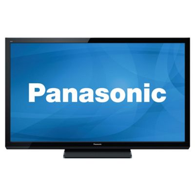 Panasonic TX-P50X50B 50-inch HD Ready Plasma TV with Freeview