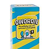 Qwordie: Quiz Game meets Word Game