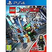 LEGO The Ninjago Movie: Videogame Mini figure PS4