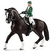 Schleich Showjumper with Horse