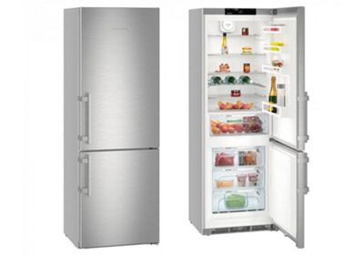 Liebherr CNef5715 70cm Frost Free Fridge Freezer in Stainless Steel