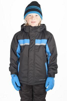 Jasper Boys Warm Waterproof Winter Ski Snowboarding Snow Hooded Jacket Coat