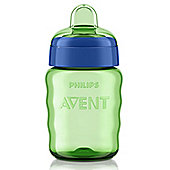 Philips Avent Easy Sip Spout Cup 9oz in Blue