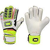 Stanno Fingerprotection Junior Goalkeeper Gloves - White