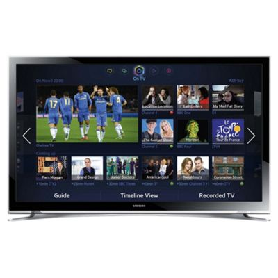 Samsung UE22F5400 22 Inch Smart WiFi Built In Full HD 1080p LED TV With Freeview HD