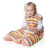Snoozebag Baby Sleeping Bag 6-18 Months Stripes 1.0 Tog