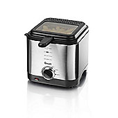 Swan - 1.5 Litre Stainless Steel Fryer