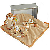 Funky Hampers - Lion Baby Gift Set