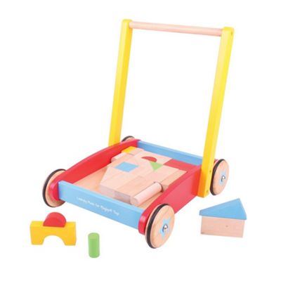Bigjigs Toys Baby Walker