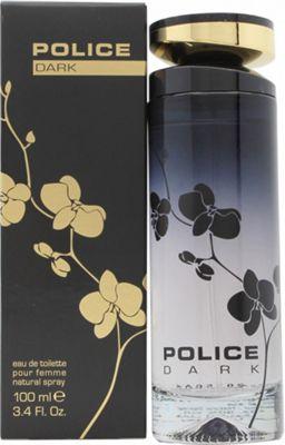 Police Dark Women Eau de Toilette (EDT) 100ml Spray For Women