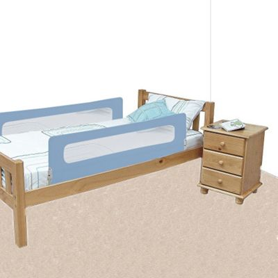 Safetots Extra Wide Double Sided Bed Rail Blue