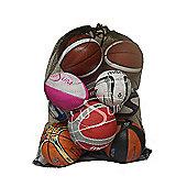 Lusum 10 Ball Mesh Carry Bag