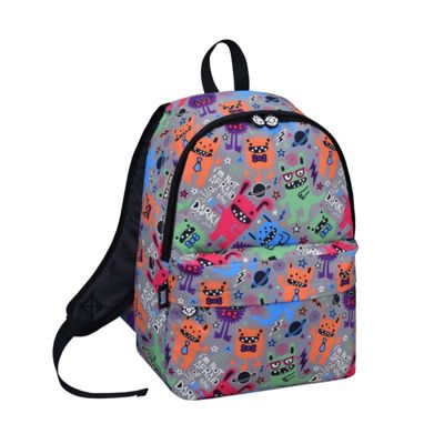 David & Goliath Multi Monsters Backpack