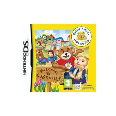 Build-a-bear Workshop: Welcome To Hugsville - NintendoDS