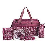 Babymoov Traveller Changing Bag (Cherry)