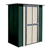 Store More Canberra 5x3 Utility Metal Shed Federation Green
