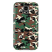 """Agent 18 S105FX-018-CM 5.1"""" Cover Camouflage mobile phone case for Samsung"""