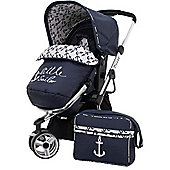 OBaby Chase Switch Stroller (Little Sailor)