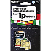 giffgaff International Tri-Sim