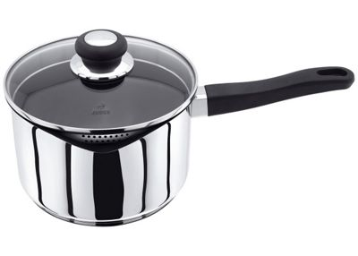 Judge Vista Non-Stick Draining 20cm Saucepan