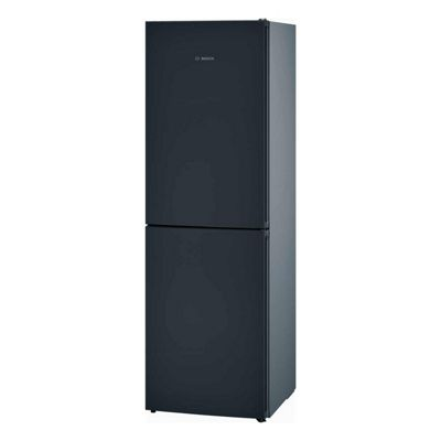 BOSCH KGN34VB35G 50/50 Frost Free Fridge Freezer with A++ Energy Rating in Black