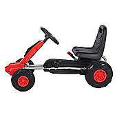 Pedal Go Kart - Red Off Road Go Kart for Kids