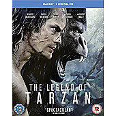 The Legend of Tarzan 3D Blu-ray