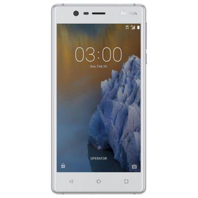 Nokia 3 Silver -SIM Free
