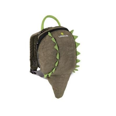 LittleLife Backpack Croc