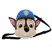 Paw Patrol Boys 'Chase' Head Plush Backpack